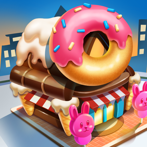 Cooking City: crazy chef' s restaurant game 1.66.5009 (Unlimited money,Mod) for Android