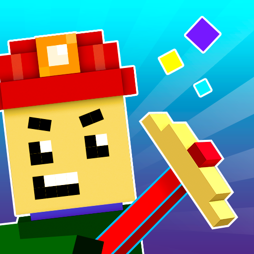 Diggerville – Digger Adventure | 3D Pixel Game  Android Modded file download (Unlimited money,Mod) 2.0.1.0 apk no root