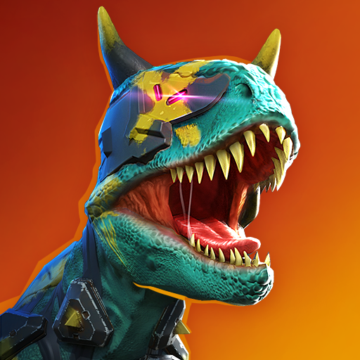 Dino Squad: TPS Dinosaur Shooter 0.5.1 Android Modded file download (Unlimited money,Mod) apk no root