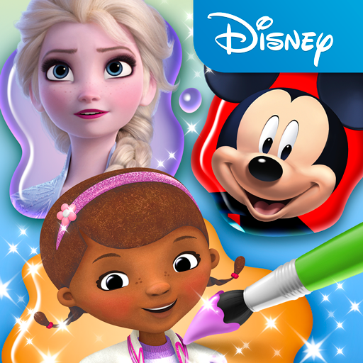 Disney Coloring World  Android Modded file download (Unlimited money,Mod)5.1.0  apk no root