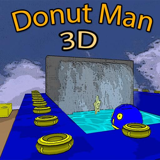 Donut Man 3D Alpha  Android Modded file download (Unlimited money,Mod)5.0.1  apk no root