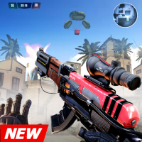 FPS Air Shooting : Fire Shooting action game  Android Modded file download (Unlimited money,Mod) apk no root