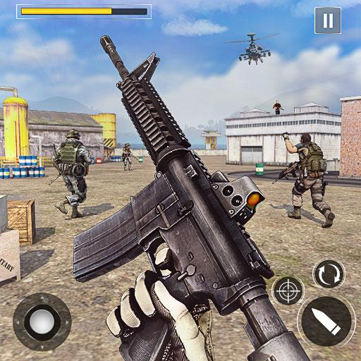 FPS Encounter Shooting 2020: New Shooting Games  Android Modded file download (Unlimited money,Mod) 1.59 apk no root