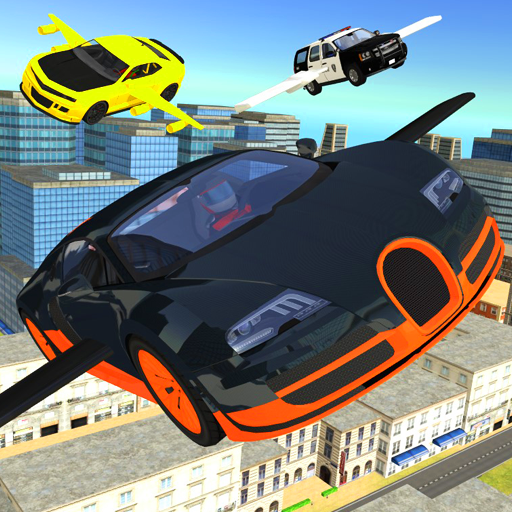 Flying Car Transport Simulator  Android Modded file download (Unlimited money,Mod)1.24  apk no root