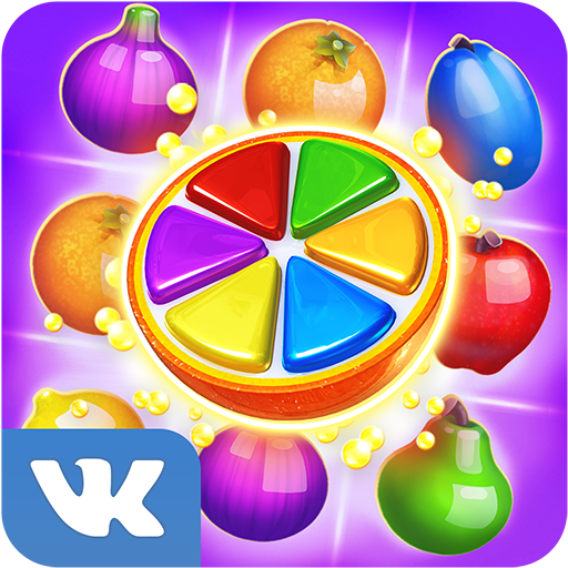 Fruit Land match 3 for VK  Android Modded file download (Unlimited money,Mod)1.346.0   apk no root