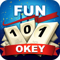 Fun 101 Okey  Android Modded file 1.8.454.474
