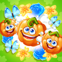 Funny Farm match 3 Puzzle game  1.59.0 (Unlimited money,Mod) for Android