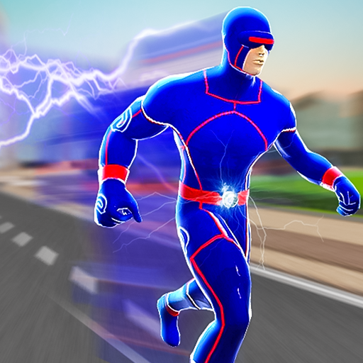 Grand Light Speed Robot Hero City Rescue Mission  Android Modded file download (Unlimited money,Mod) apk no root 1.1