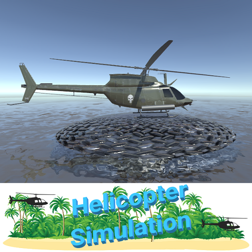Helicopter Simulation  Android Modded file download (Unlimited money,Mod)0.8  apk no root