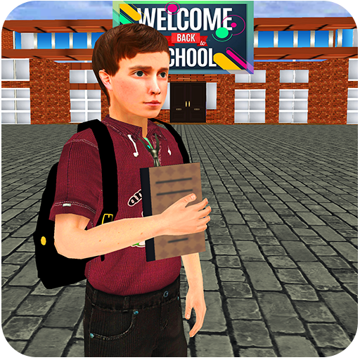 High School Education Adventure  Android Modded file download (Unlimited money,Mod)2.2  apk no root