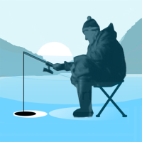 Ice fishing games for free. Fisherman simulator.  Android Modded file download (Unlimited money,Mod)1.41  apk no root