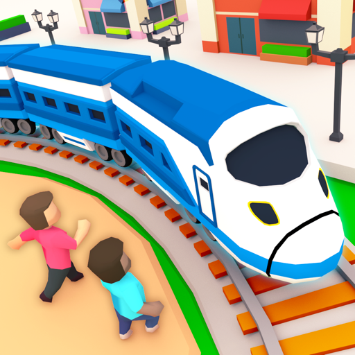 Idle Sightseeing Train – Game of Train Transport  Android Modded file download (Unlimited money,Mod) 1.1.0 apk no root