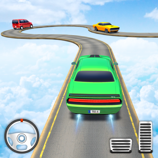 Impossible Car Stunt Racing: Car Games 2020  Android Modded file download (Unlimited money,Mod)3.0.3  apk no root