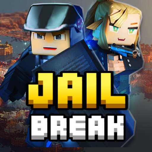 Jail Break Cops Vs Robbers  2.5.1 (Unlimited money,Mod) for Android
