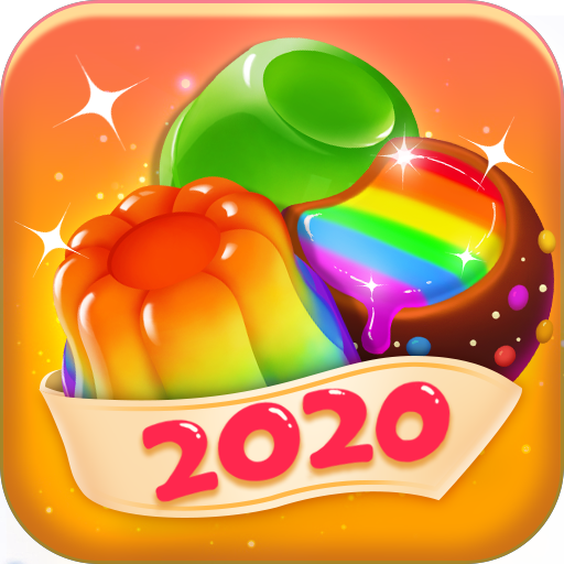 Jelly Jam Crush – Match 3 Games & Free Puzzle Game  Android Modded file download (Unlimited money,Mod) 1.6.0 apk no root
