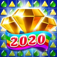 Jewel & Gems Mania 2020 – Match In Temple & Jungle  Android Modded file download (Unlimited money,Mod)8.7.2  apk no root