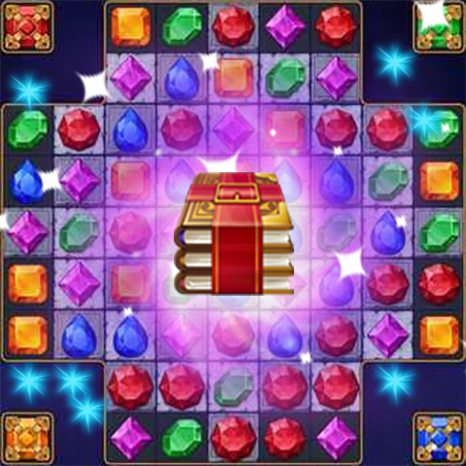 Jewel Magic Quest: Magic Island  Android Modded file download (Unlimited money,Mod) 1.3.1 apk no root