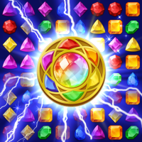 Jewels Magic: Mystery Match3  Android Modded file download (Unlimited money,Mod)2.1.18  apk no root