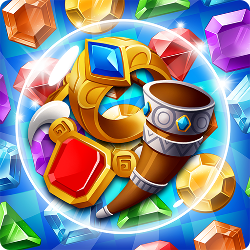 Jewels Time : Endless match  Android Modded file download (Unlimited money,Mod)2.3.2  apk no root