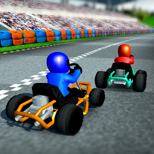 Kart Rush Racing – 3D Online Rival World Tour  Android Modded file download (Unlimited money,Mod)11.0  apk no root