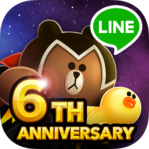 LINE Rangers – a tower defense RPG w/Brown & Cony! 6.5.0 (Unlimited money,Mod) 6.7.2