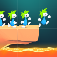 Lemmings Puzzle Adventure  5.50 (Unlimited money,Mod) for Android