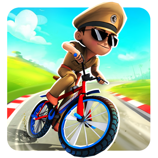 Little Singham Cycle Race  1.1.173 (Unlimited money,Mod) for Android