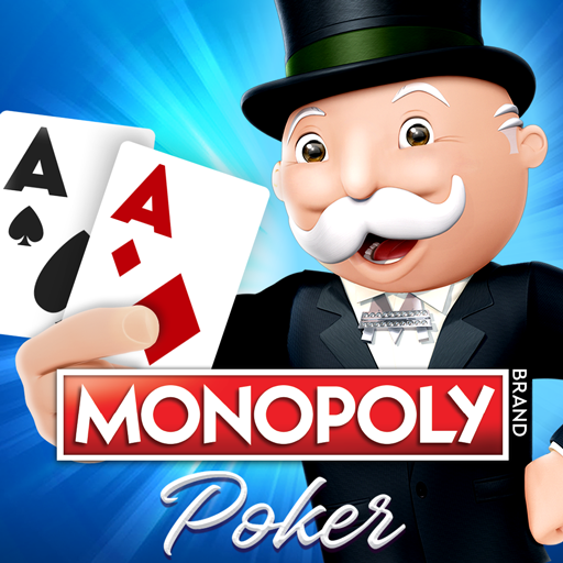MONOPOLY Poker The Official Texas Holdem Online  1.1.4 (Unlimited money,Mod) for Android