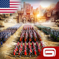 March of Empires: War of Lords  5.4.2a (Unlimited money,Mod) for Android