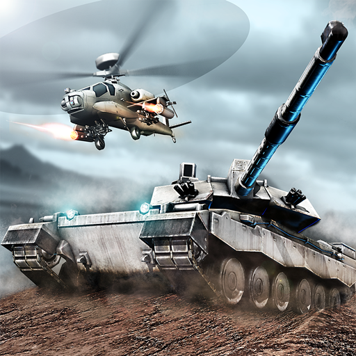 Massive Warfare: Aftermath – Free Tank Game  Android Modded file download (Unlimited money,Mod) apk no root