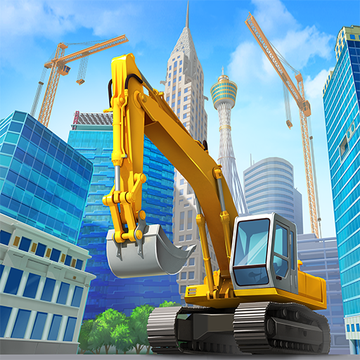 Megapolis: city building simulator. Urban strategy  Android Modded file download (Unlimited money,Mod)5.42  apk no root