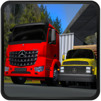 Mercedes Benz Truck Simulator  Android Modded file download (Unlimited money,Mod)6.31  apk no root