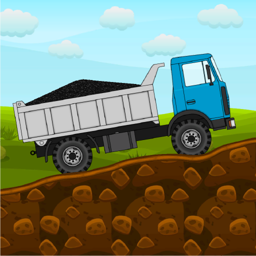 Mini Trucker – 2D offroad truck simulator  Android Modded file download (Unlimited money,Mod)1.3.0.5 apk no root