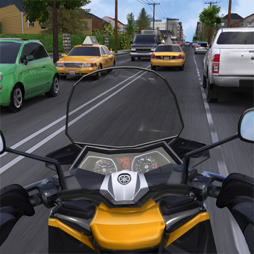 Moto Traffic Race 2: Multiplayer  Android Modded file download (Unlimited money,Mod) apk no root 1.20.00