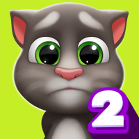My Talking Tom 2  Android Modded file download (Unlimited money,Mod)2.1.1.1011 apk no root