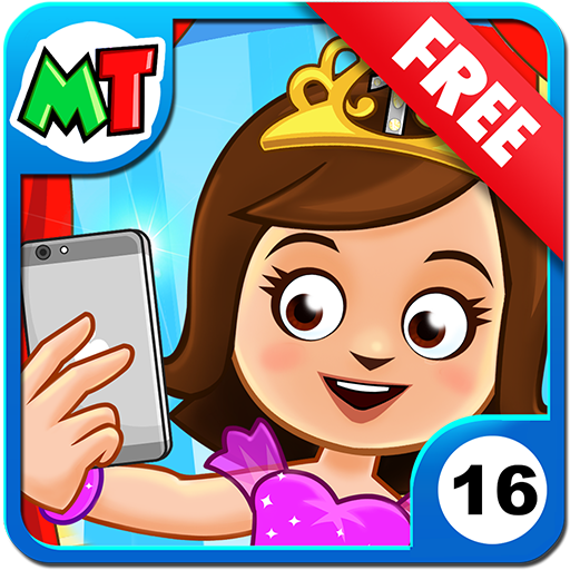 My Town : Beauty Contest – Girls Dress up & makeup  Android Modded file download (Unlimited money,Mod)2.05  apk no root