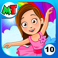 My Town : Dance School. Girls Pretend Dress Up Fun  Android Modded file download (Unlimited money,Mod)1.27 apk no root