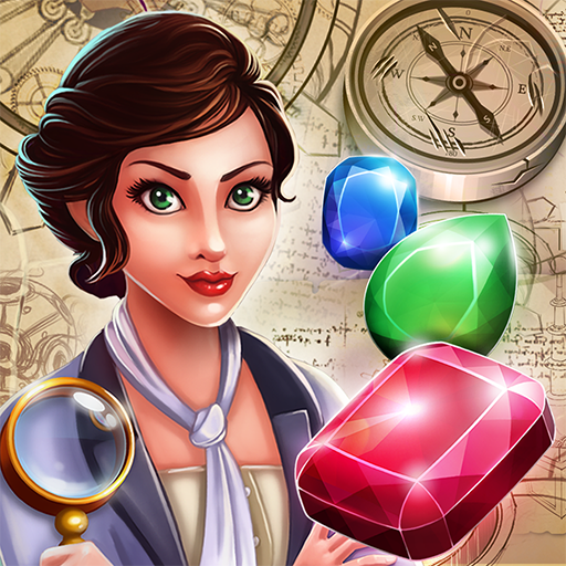 Mystery Match – Puzzle Adventure Match 3  2.41.1 (Unlimited money,Mod) for Android