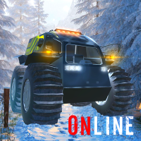 Offroad Simulator Online: 8×8 & 4×4 off road rally  3.01 (Unlimited money,Mod) for Android