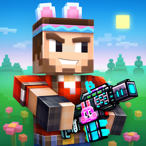 Pixel Gun 3D: FPS Shooter & Battle Royale  Android Modded file download (Unlimited money,Mod) 17.6.1 apk no root