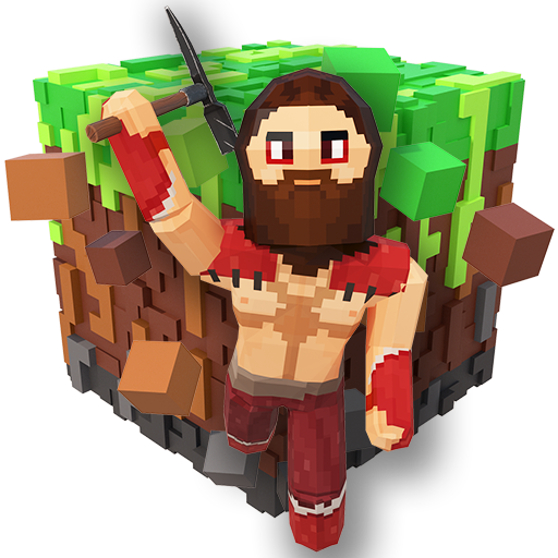 PrimalCraft: Cubes Craft & Survive Game  Android Modded file download (Unlimited money,Mod)5.1.1  apk no root