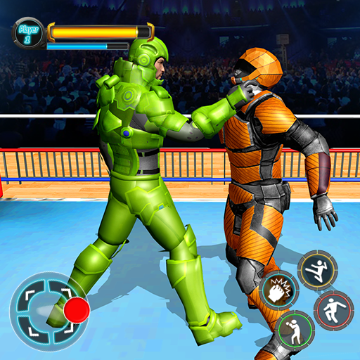 Real Robot Ring Fighting  2020  Android Modded file download (Unlimited money,Mod) 1.0.26 apk no root