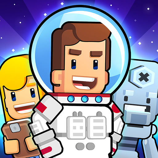Rocket Star – Idle Space Factory Tycoon Game  Android Modded file download (Unlimited money,Mod)1.42.3 pk no root