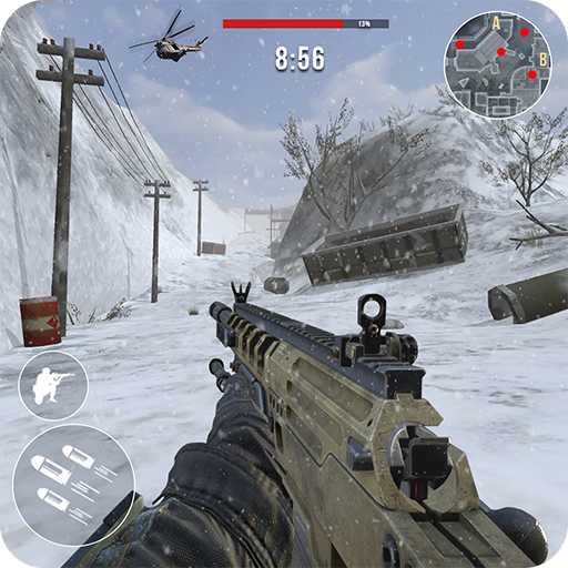 Rules of Modern World War: Free FPS Shooting Games  Android Modded file download (Unlimited money,Mod)3.2.2 apk no root