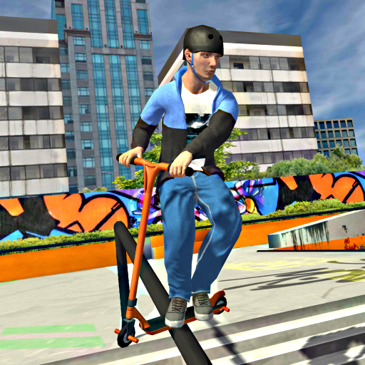 Scooter FE3D 2 Freestyle Extreme 3D  1.30 (Unlimited money,Mod) for Android