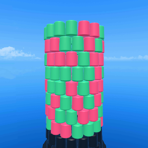 Shoot&Color Tower  Android Modded file download (Unlimited money,Mod) 1.4.6 apk no root