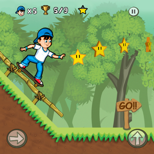 Skater Kid  Android Modded file download (Unlimited money,Mod)7.1.29.8 apk no root