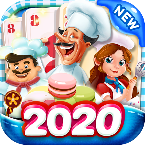 Solitaire Dessert Cooking 1.0.42 Android Modded file download (Unlimited money,Mod) apk no root
