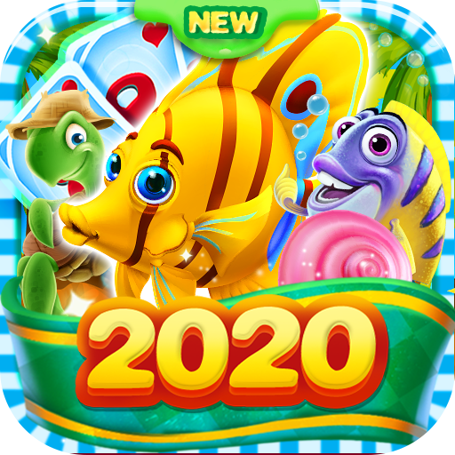 Solitaire lovely Fish: Tripeaks 1.0.38 Android Modded file download (Unlimited money,Mod) apk no root