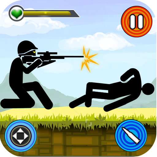 Stickman Shooting: Free offline 2D shooting games  Android Modded file download (Unlimited money,Mod) 2.47 apk no root